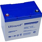 Acumulator Ultracell VRLA deep cycle gel UCG 12V-75Ah
